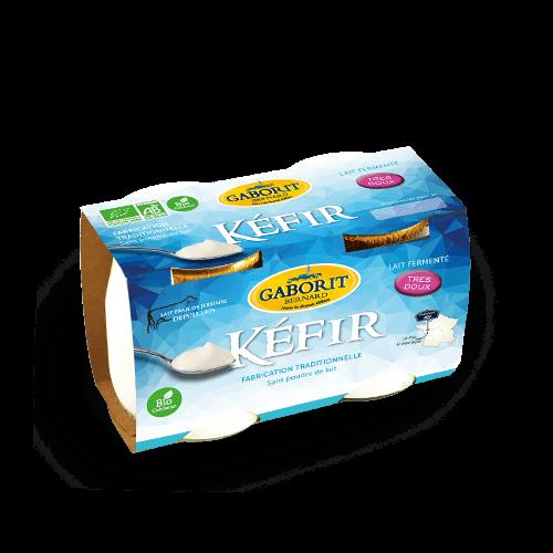 Kéfir bio nature au lait de vache