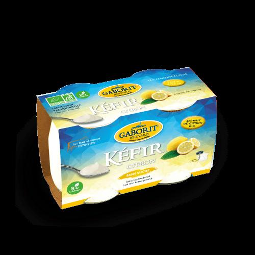 Kéfir au citron bio