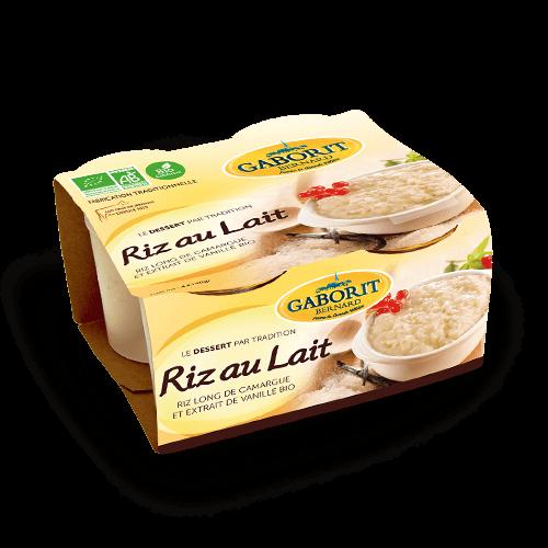 Riz au lait bio Traditon - Fait maison