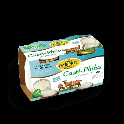 Casei-Philus de chèvre - Lait fermenté bio