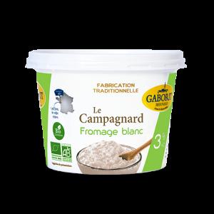 fromage blanc bio campagnard