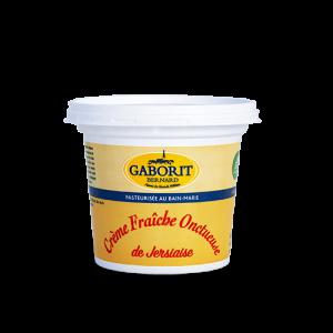 Crème fraîche bio onctueuse