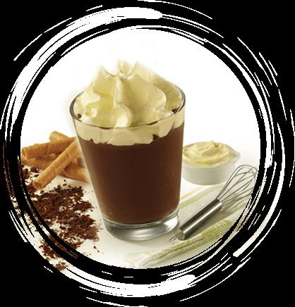 liégeois bio au chocolat - Choconeige