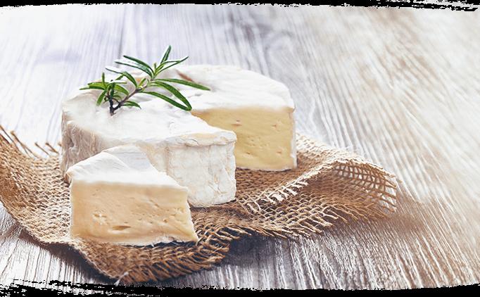 Camembert bio d'Anjou
