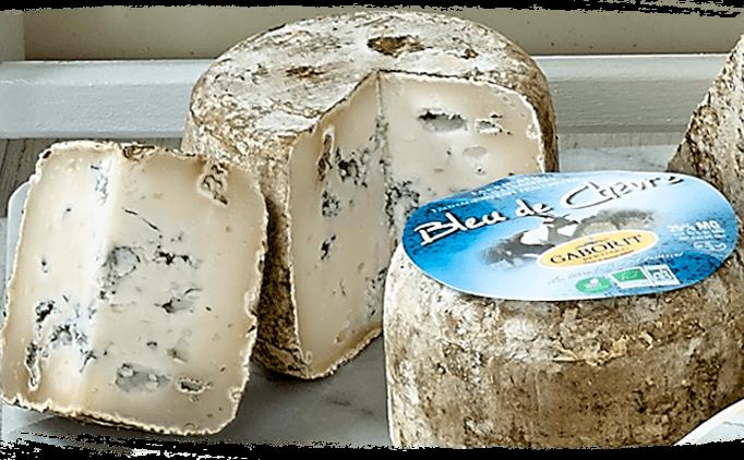 Fromage Bleu au lait de Chèvre