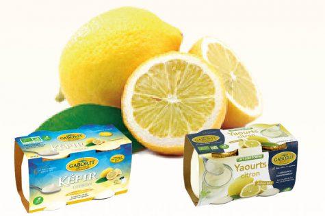 Recette mousse yaourt citron