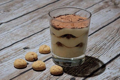 Tiramisu poires vanille et chocolat