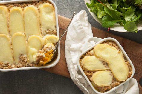 Croziflette au fromage de brebis
