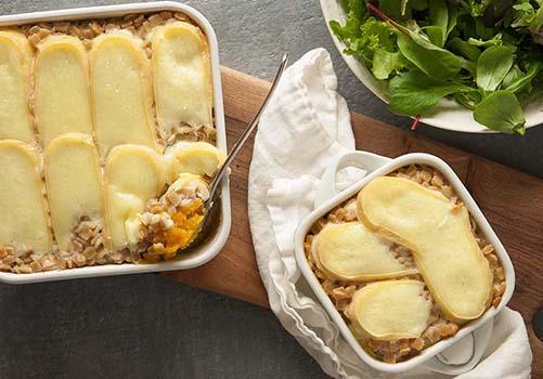 Croziflette butternut
