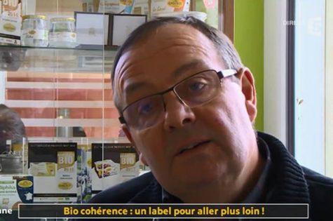 Reportage France 5 Bio Cohérence