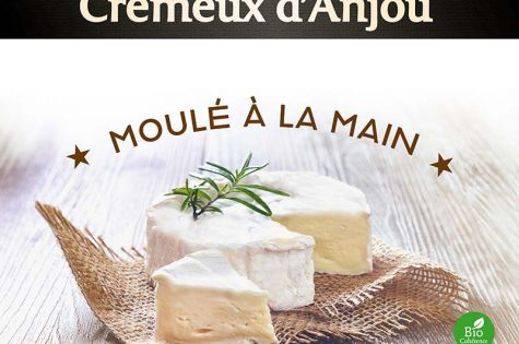 Crémeux d'Anjou - Camembert Bio