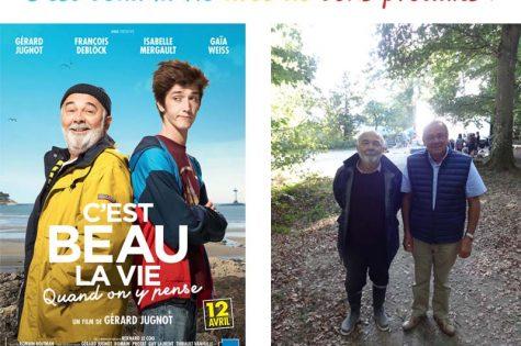 Bernard Gaborit tournage Film - Gérard Jugnot