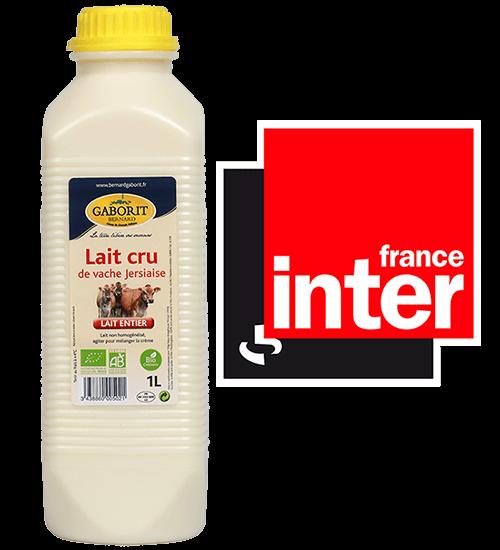 Les bienfaits du lait cru
