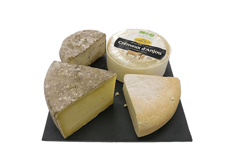 Petit plateau fromages - local